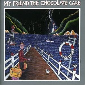 I've Got A Plan My Friend The Chocolate Cake Backing Track