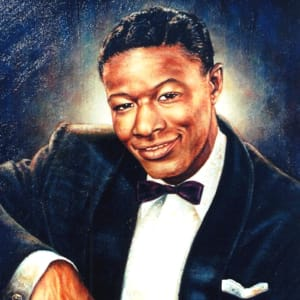 Fascination Nat King Cole Backing Track