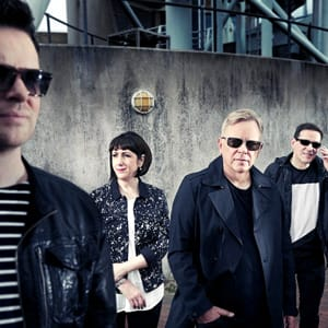 Blue Monday New Order Backing Track