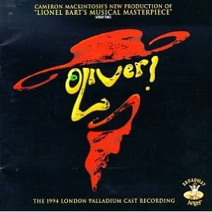 As Long As He Needs Me (London Cast) Oliver - Musical Backing Track