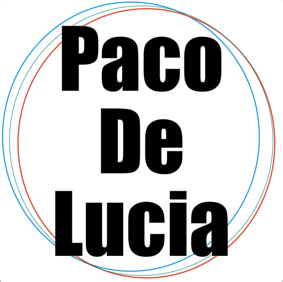 Cancion De Amor Paco De Lucia Backing Track