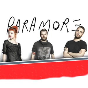 Decode Paramore Backing Track