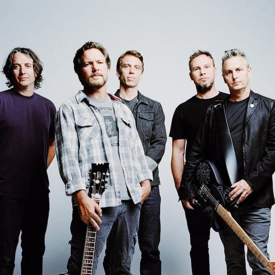 Alive Pearl Jam Backing Track