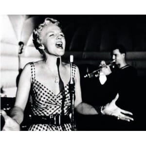 I'll Get By (As Long As I Have You) Peggy Lee Backing Track
