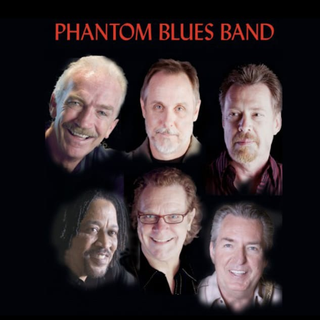 Big Boy Pete Phantom Blues Band Backing Track