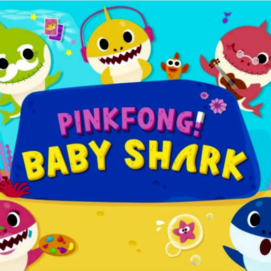 Baby Shark Pinkfong Backing Track