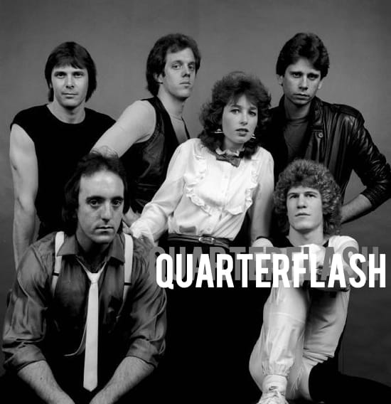 Harden My Heart Quarterflash Backing Track