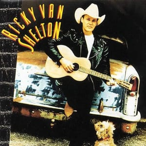 I'll Leave This World Loving You Ricky Van Shelton Backing Track