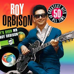 Cry Softly Lonely One Roy Orbison Backing Track