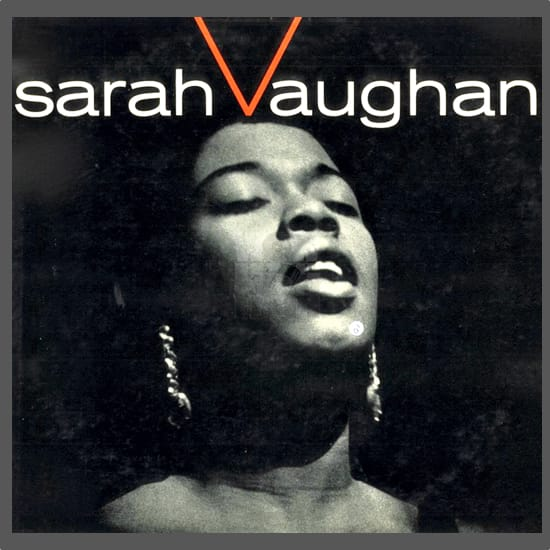 Broken Hearted Melody Sarah Vaughan Backing Track