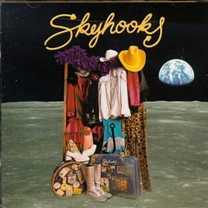 Blue Jeans Skyhooks Backing Track