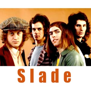 Cum On Feel The Noize Slade Backing Track