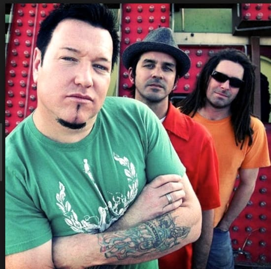 I'm A Believer Smash Mouth Backing Track