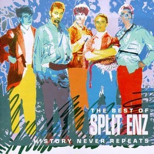 History Never Repeats Split Enz Backing Track