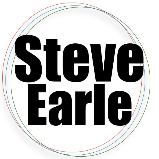 Guitar Town Steve Earle Backing Track