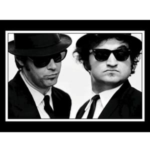 Hey Bartender The Blues Brothers backing track