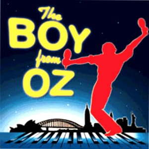 Just To Get My Name In Lights The Boy From Oz Backing Track