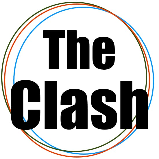 London Calling The Clash Backing Track