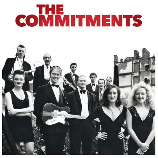 Hard To Handle The Commitments Backing Track
