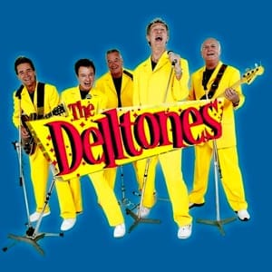 Hangin` Five The Delltones Backing Track