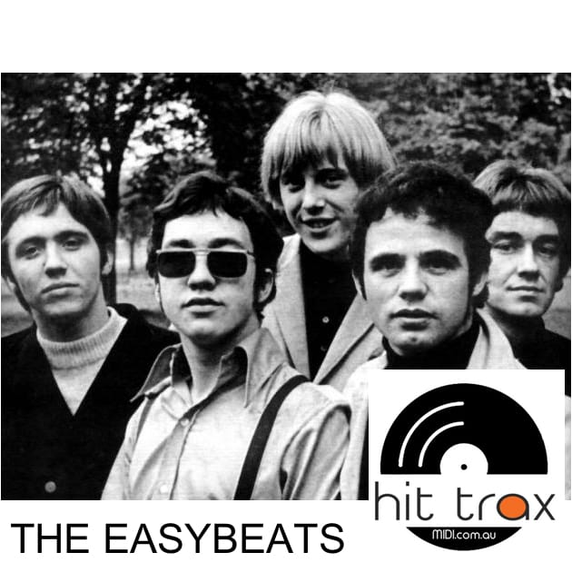 Friday On My Mind The Easybeats Backing Track