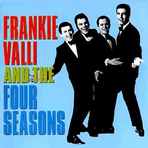 C'mon Marianne Frankie Valli & The Four Seasons Backing Track