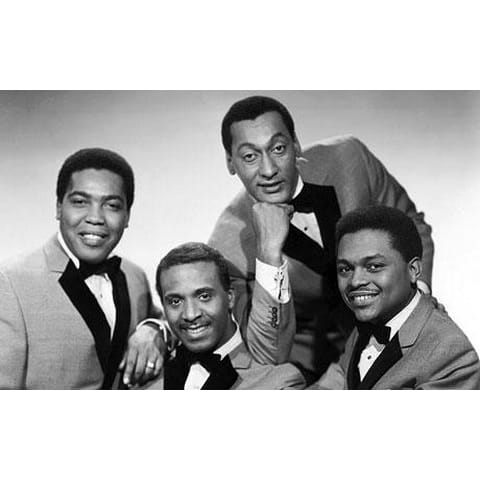 It's The Same Old Song The Four Tops Backing Track