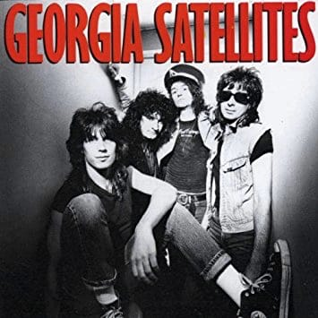 Keep Your Hands To Yourself The Georgia Satellites Backing Track