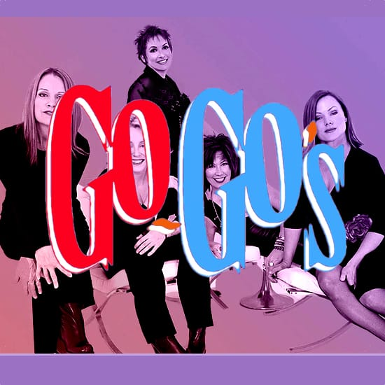 We Got The Beat The Go-Go's backing track