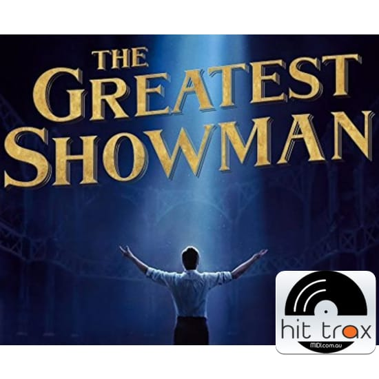 Come Alive The Greatest Showman Soundtrack Backing Track