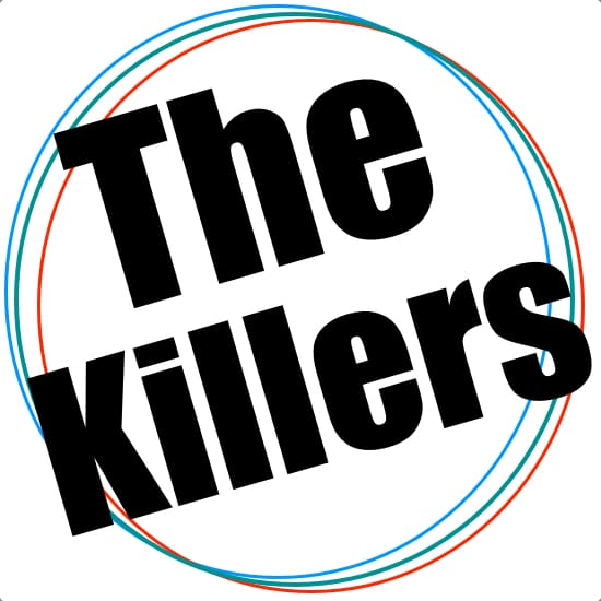 Here With Me The Killers Backing Track