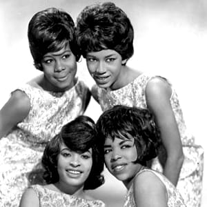 Don't Mess With Bill The Marvelettes Backing Track