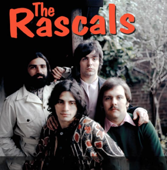 Good Lovin The Rascals Backing Track