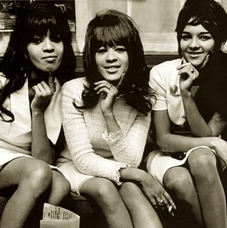 The Ronettes Backing tracks