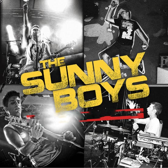 Alone With You The Sunnyboys Backing Track