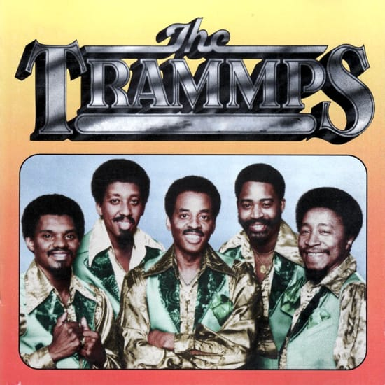 Disco Inferno The Trammps Backing Track