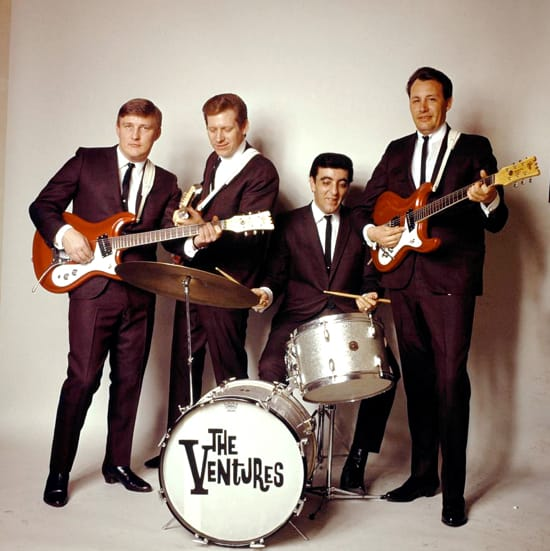 Bulldog The Ventures Backing Track