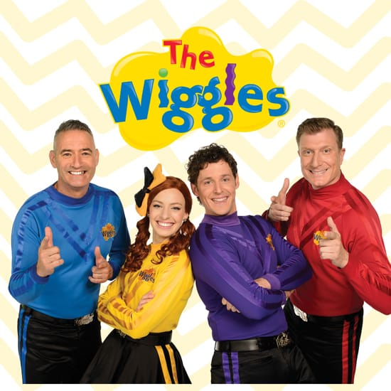 Hot Potato The Wiggles Backing Track