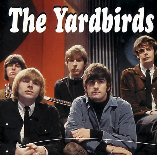 For Your Love The Yardbirds Backing Track