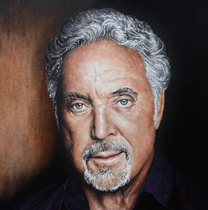 Burning Down The House (Feat. The Cardigans) Tom Jones Backing Track