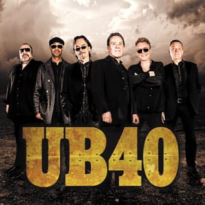 Impossible Love Ub40 backing track