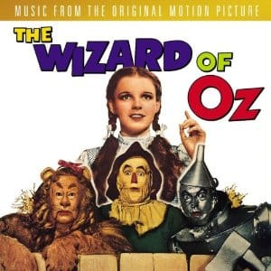 The Merry Old Land Of Oz Original Cast 2011 Backing Track