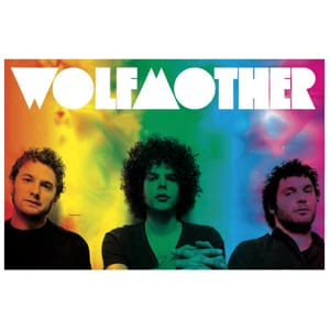 Chase The Feeling Wolfmother Backing Track