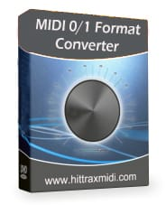 Free MIDI File Format Converter for PC & MAC