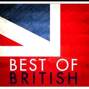 Best Of British Backing Tracks