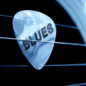 Blues Contemporary Backing Tracks