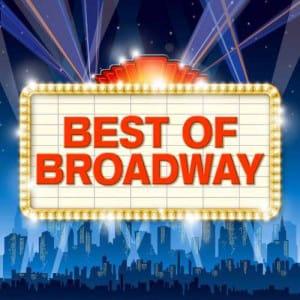 Broadway Backing Tracks
