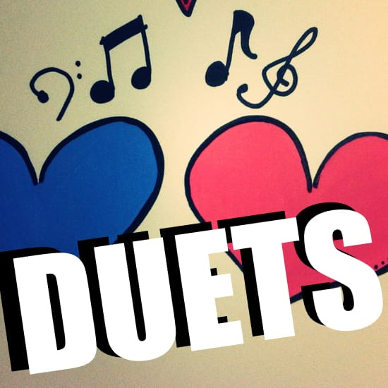 Duets Backing Tracks
