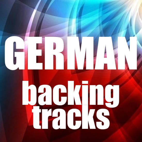 German Backing Tracks