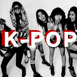 K Pop Backing Tracks